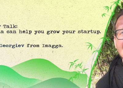 StartUP Talk: Как Азия може да ти помогне да разрастнeш твоя startup